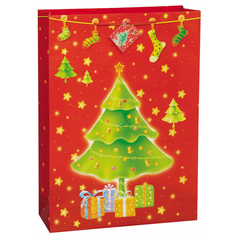 Božična torba- Snežak