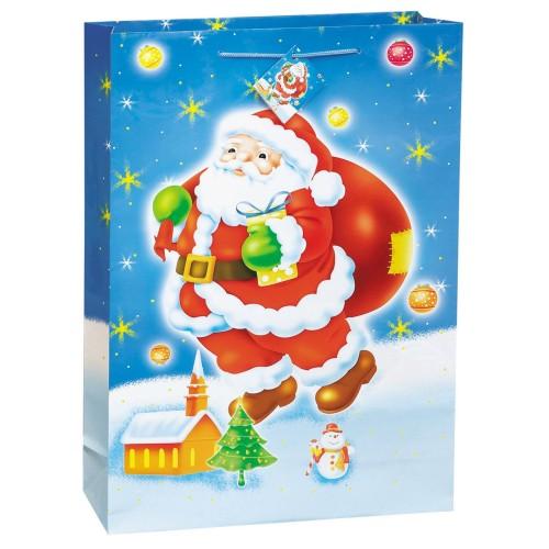 Christmas delight gift bag -Snowman
