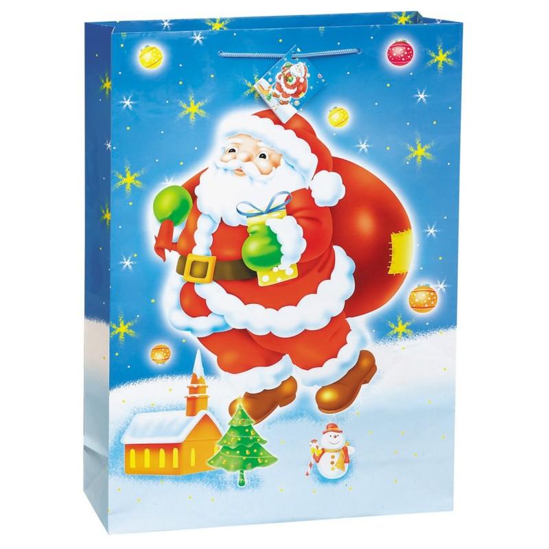Christmas delight vrečka- Snežak