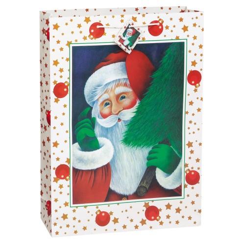 Christmas delight gift bag -Santa