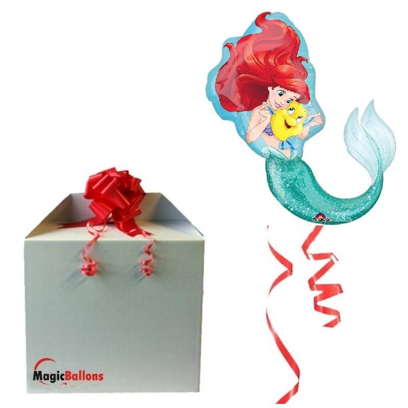 Mermaid - folija balon