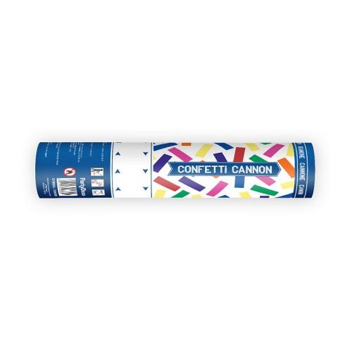 Strijelac konfeta - 20 cm mix boje