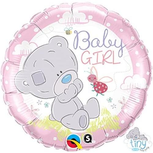 Me to You Tiny Tatty Teddy Baby Girl- folija balon