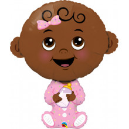 Baby Girl - folija balon