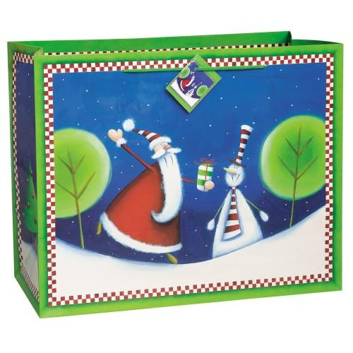 O Christmas Tree gift bag