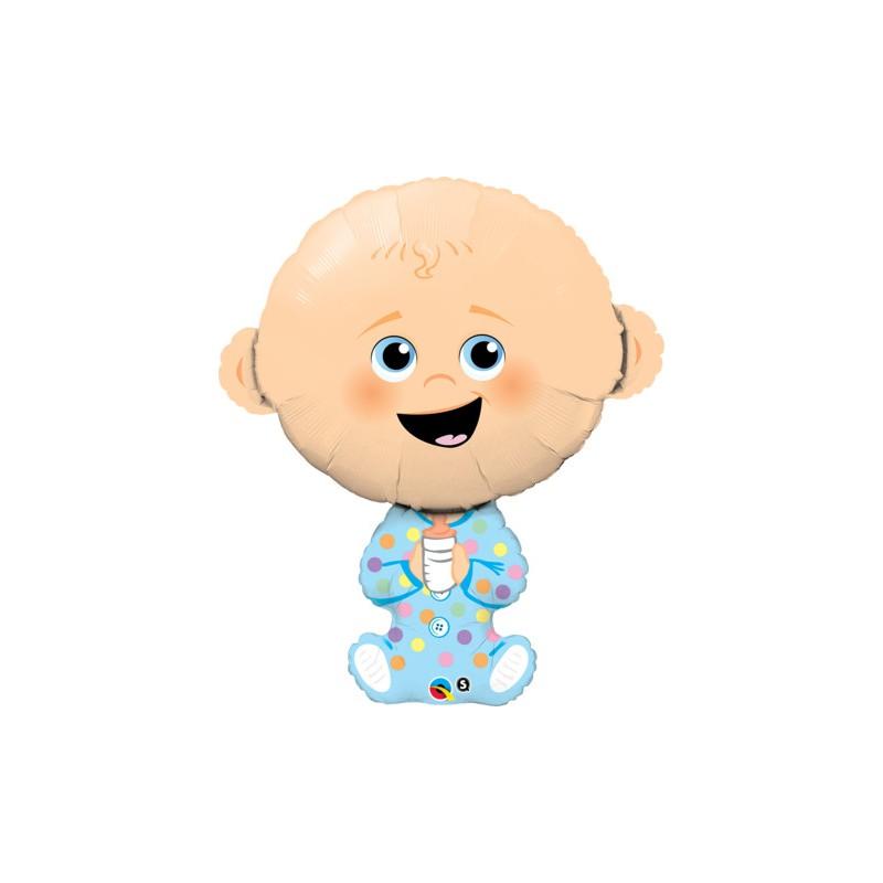 Baby Boy - foil balloon