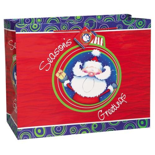 Santa's celebration -vrečka
