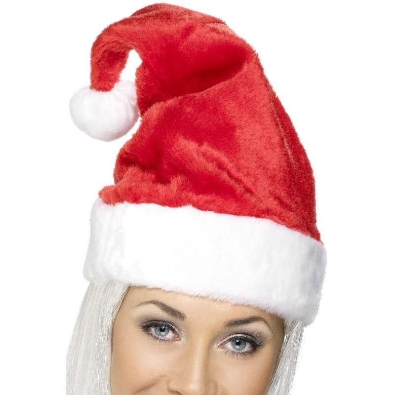 Santa hat- glitter