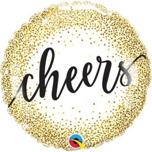 """Cheers"" - folija balon"