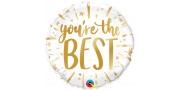"""""""you're the BEST"""" - foil balloon"""