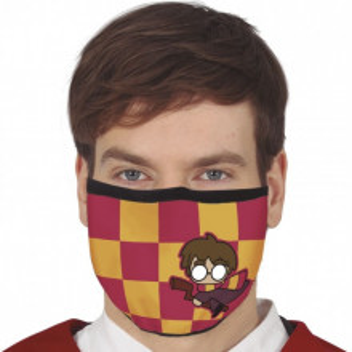 Troslojna maska za pranje - Harry Potter