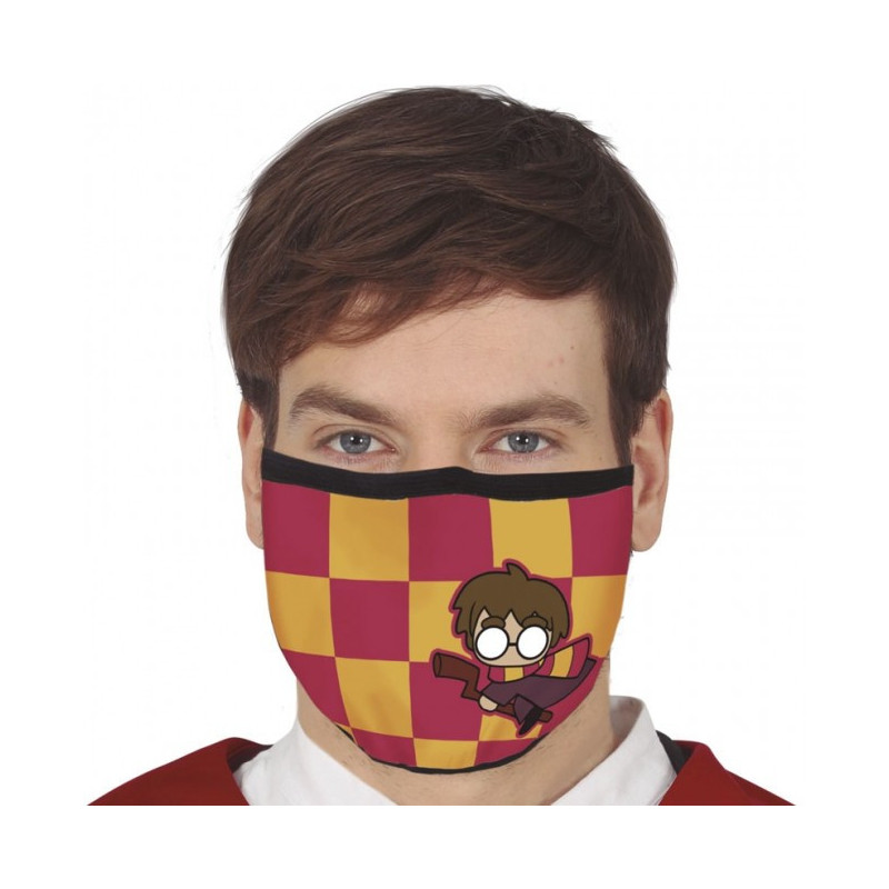 Troslojna pralna maska - Harry Potter