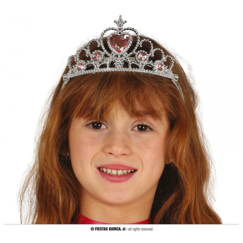 Srebrna Princeza Tiara