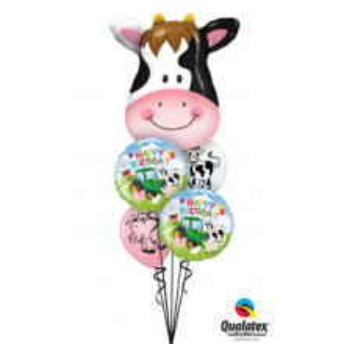 Birthday Barnyard - Folienballon