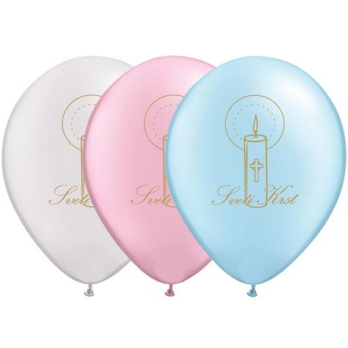 Latex Balloon Sveti krst