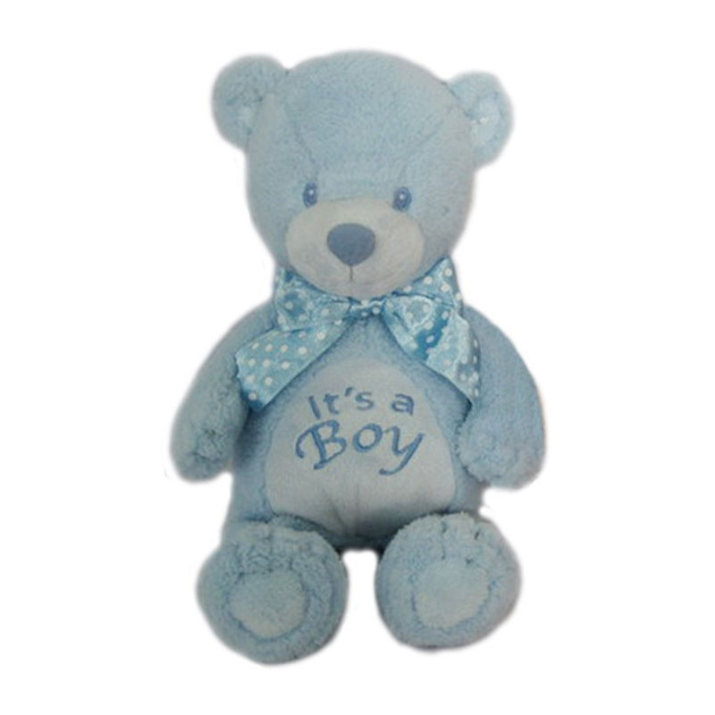 Blue Beary Bear