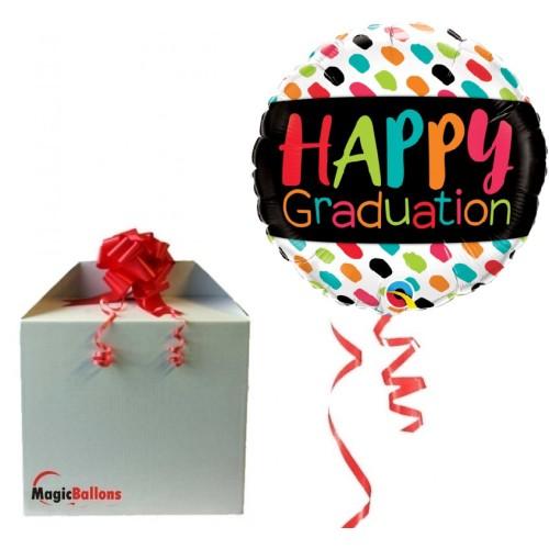 Happy Graduation - Folienballon
