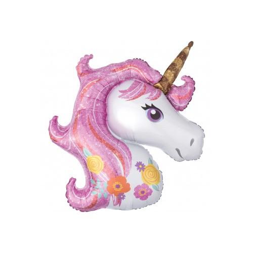 Unicorn - folija balon u paketu