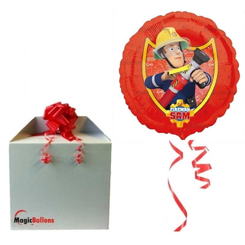 Fireman Sam - foil balloon