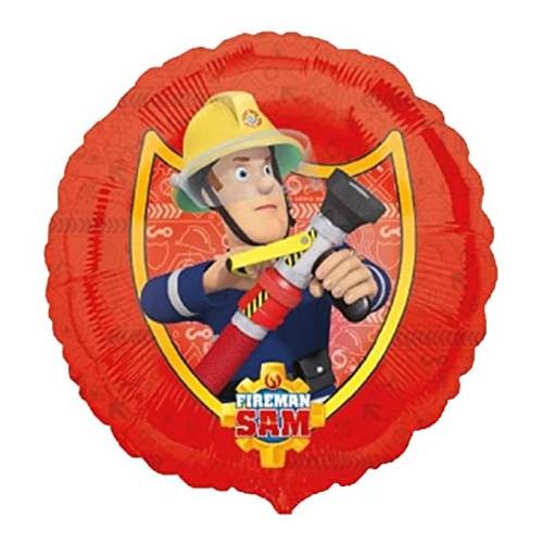 Fireman Sam - folija balon