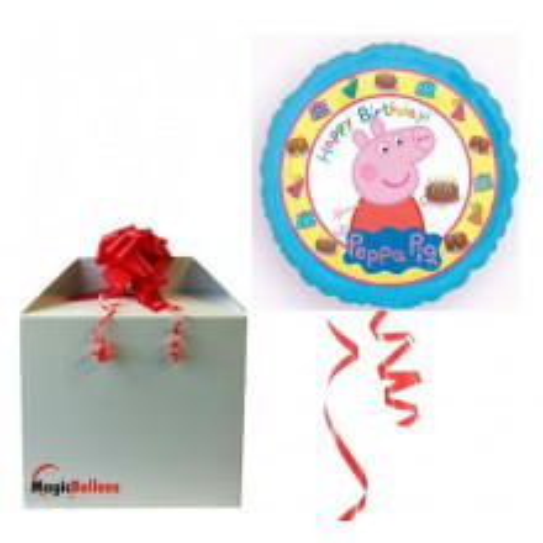 "Peppa Pig ""Happy Birthday"" - Folienballon"