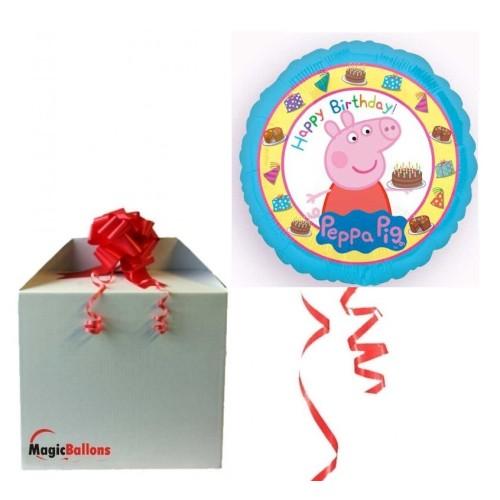 "Peppa Pig ""Happy Birthday"" - folija balon"