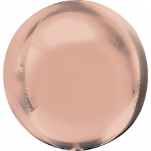 Orbz rose gold - folija balon