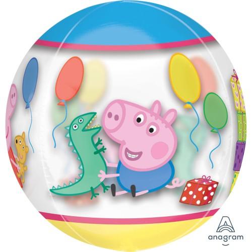 Pujsa Pepa - Orbz folija balon