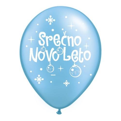 Balloon - Serčno Novo Leto - P. Azure
