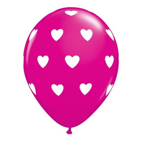 Velika srca-roza