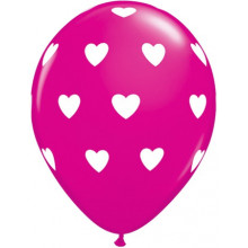 Big hearts-pink