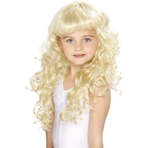Glamourama wig blonde