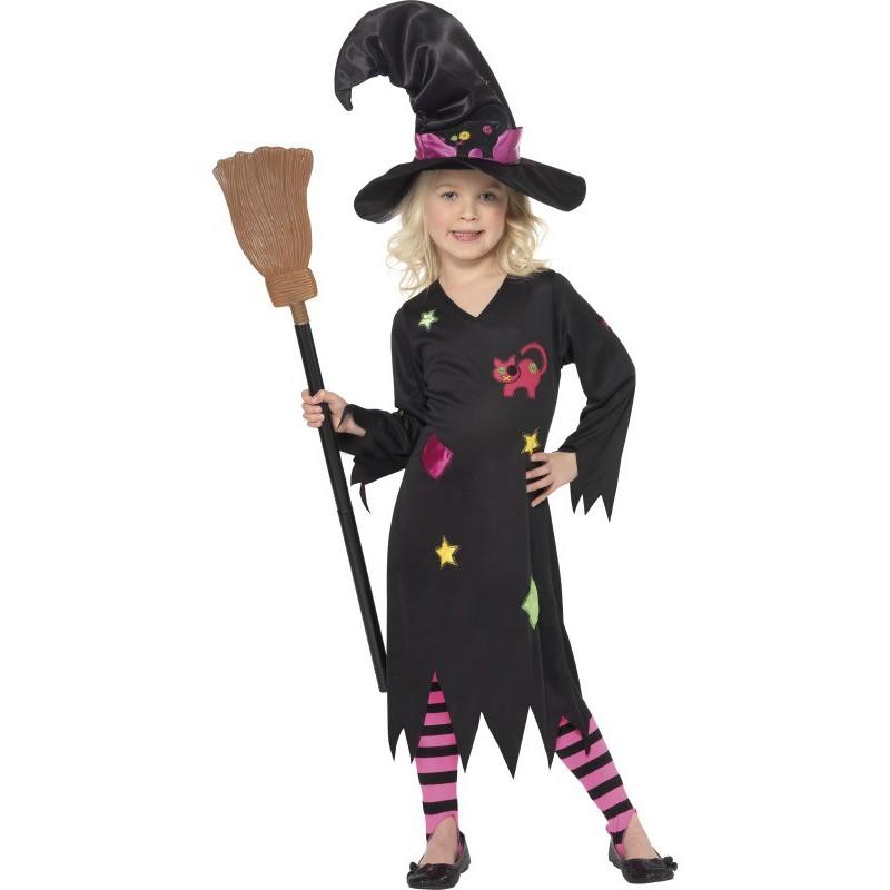 Magicballons Karneval Fasching Hexen Kostum Kinder