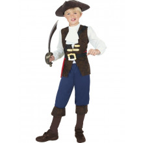 Captain Skeleton -children costume