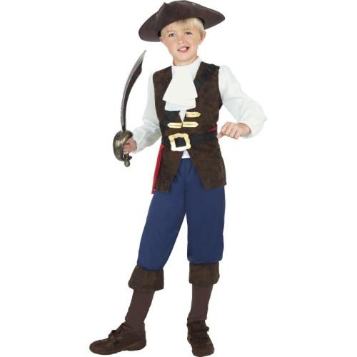 Captain Skeleton- otroški kostum