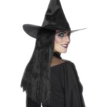 Čarovnica lasulja  črna