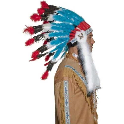Indischer Kopfschmuck