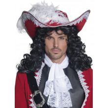 Pirate- hat with hair