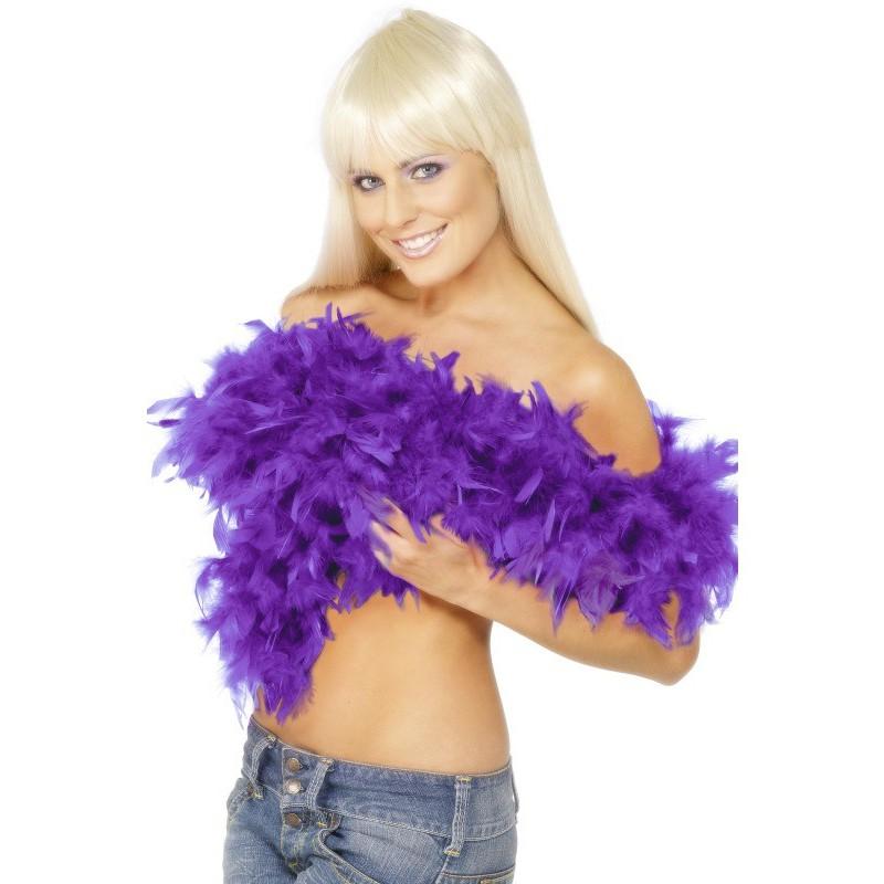 Ogrinjalo - vijola perje