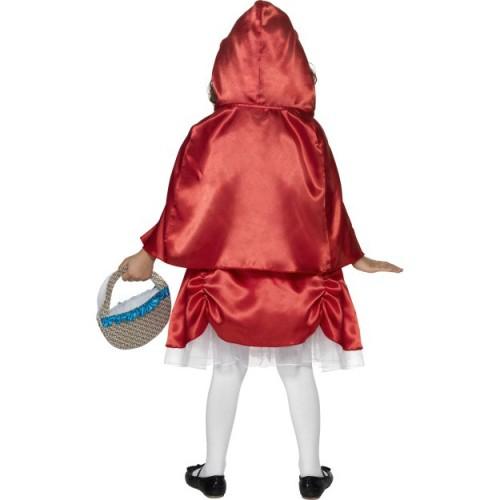 Rdeča kapica kostum
