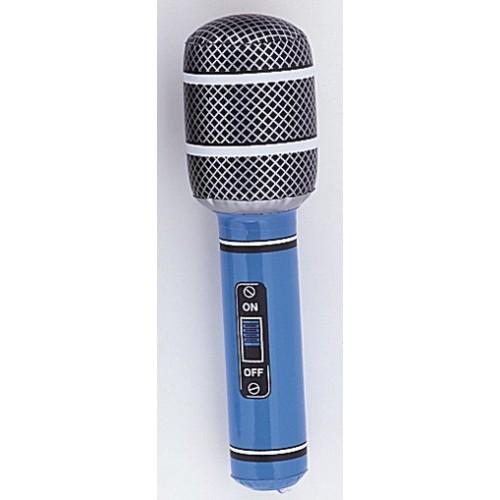 Inflatable mini microphone-green