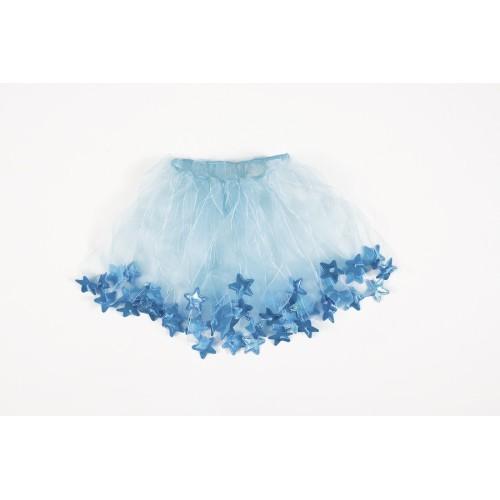 Rojstnodnevna princesa - modro krilo