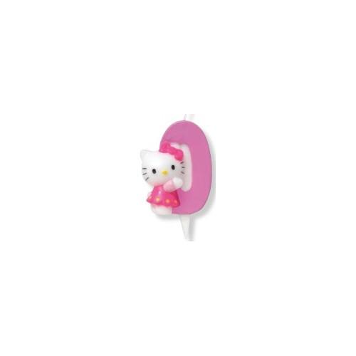 Svečka Hello Kitty 0