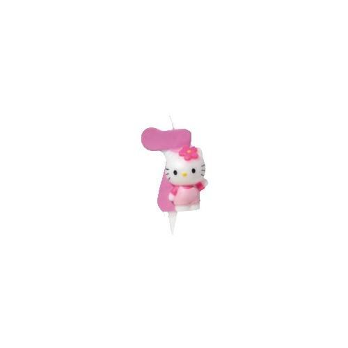 Svečka Hello Kitty 4