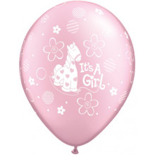 It's a girl-pink