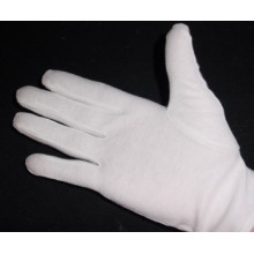 Rokavice bele-santa