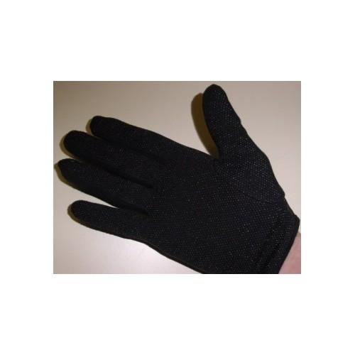 Black gloves-sure grip
