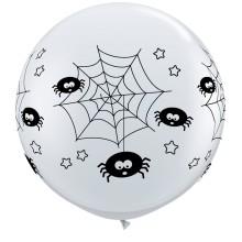 90 cm velik balon s pajki