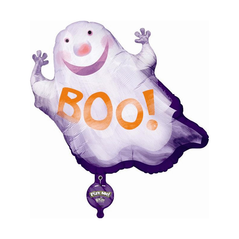 B-bop boo Halloween Ghost - folija balon