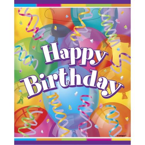 Lively Birthday Partytuten